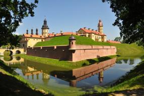 Несвижский, замок, Белоруссия