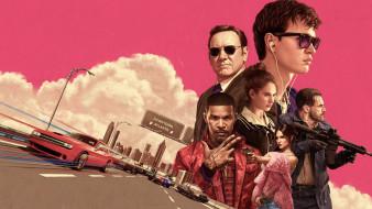 кино фильмы, baby driver, baby, driver, малыш, на, драйве, мелодрама, криминал, боевик
