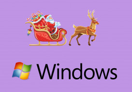 компьютеры, windows xp, логотип, фон