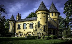 Curwood Castle, USA, Michigan
