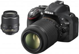 D5200, объектив, фотоаппарат, Nikon