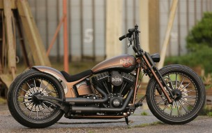 мотоциклы, customs, bobber