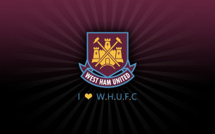 football, sport, logо, West Ham United