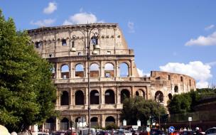города, рим,  ватикан , италия, colosseum
