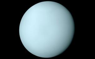 вселенная, Солнечная Система, Уран, планета