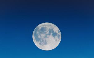Луна, небо
