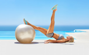 exercises, workout, activewear, pilates, fitness