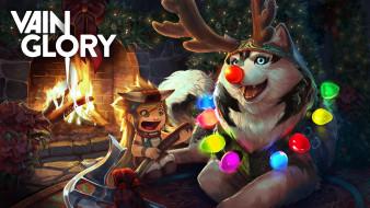 видео игры, vainglory, action, ролевая