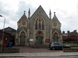 Small Church, Kent, UK, Faversham