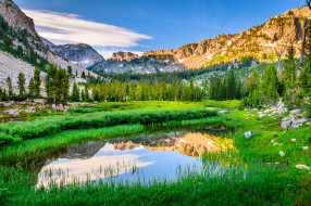 обои для рабочего стола 2048x1365 природа, реки, озера, простор