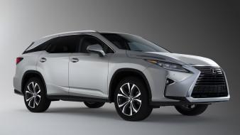 Lexus, RX, 350L, 2018
