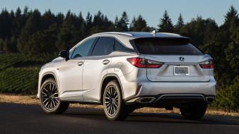 350, металлик, RX, серебряный, Lexus, F-SPORT, 2018