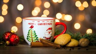 праздничные, угощения, корица, печенье