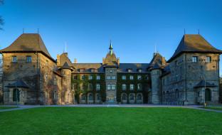 castle alnarp, города, замки швеции, castle, alnarp