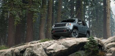 jeep renegade 2017, автомобили, jeep, внедорожник, 2017, renegade