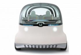 honda puyo concept 2007, автомобили, honda, 2007, concept, puyo