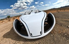 p-eco concept 2010, автомобили, 3д, 2010, concept, p-eco
