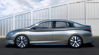 infiniti le concept 2012, автомобили, infiniti, 2012, le, concept