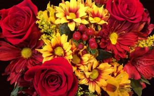 цветы, букеты,  композиции, флора, букет