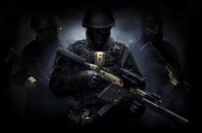 шутер, Siege, аction