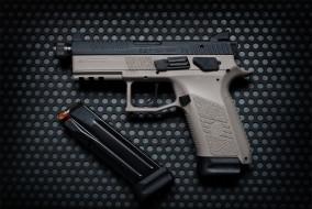 пистолет, CZ P-07, оружие