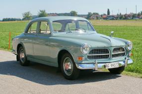 Amazon, 60TH, 1962, Volvo