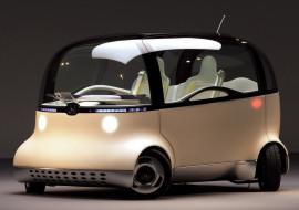 Honda, Puyo, Concept, 2007