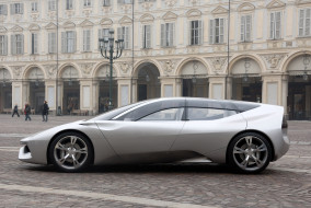 pininfarina sintesi concept 2008, автомобили, pininfarina, 2008, concept, sintesi