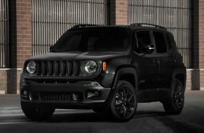 Renegade, Jeep, 2017, внедорожник, чёрный