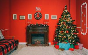 gifts, Новый Год, holiday celebration, Christmas, Merry Christmas, design, decoration, украшения, interior, home, подарки, елка, игрушки, Рождество, Christmas tree