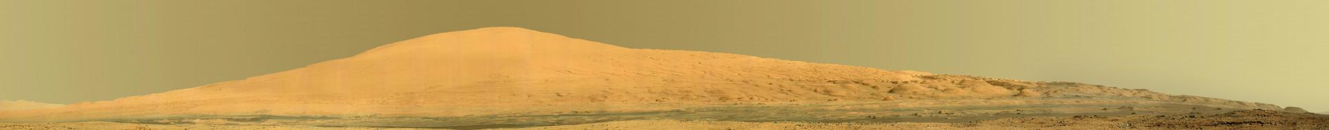 марс, космос, вселенная, грунт, планета, холм, равнина, вид, поверхность
