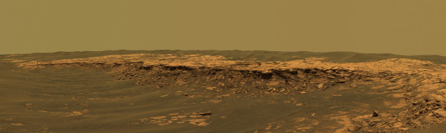 ландшафт, грунт, планета, пространство, пейзаж, вид, Mars, поверхность