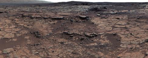 mars, космос, марс, вид, ландшафт, пейзаж, поверхность, планета, пространство, грунт