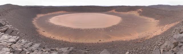 mars, космос, марс, поверхность, пейзаж, ландшафт, кратер, пространство, планета, вид, грунт