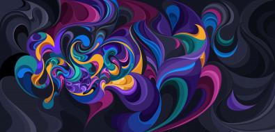 векторная графика, графика , graphics, цвета, фон, узор