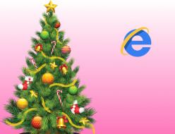 компьютеры, internet explorer, логотип, фон