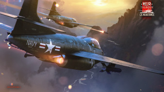 War Thunder, World of Planes, онлайн, action