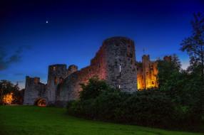 trim castle, города, замки ирландии, trim, castle