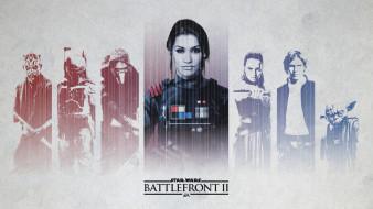 Battlefront 2, action, шутер, Star Wars