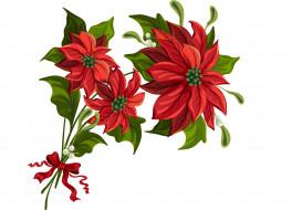 фон, цветы