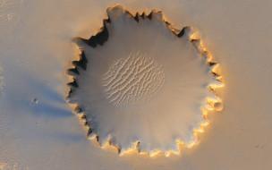 mars victoria crater, космос, марс, mars, поверхность, crater, victoria, грунт, пространство, планета