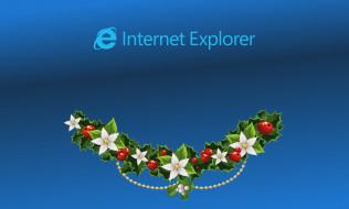 компьютеры, internet explorer, фон, логотип