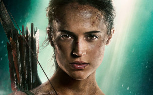 Tomb Raider, 2018, Alicia Vikander