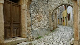 арка, улочка