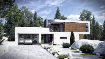 архитектура, дом