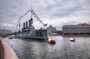 река, крейсер