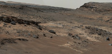 грунт, Mars, пейзаж, вид, поверхность, планета, пространство, ландшафт