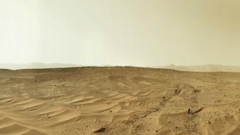 пейзаж, вид, планета, Mars, ландшафт, пространство, грунт, поверхность