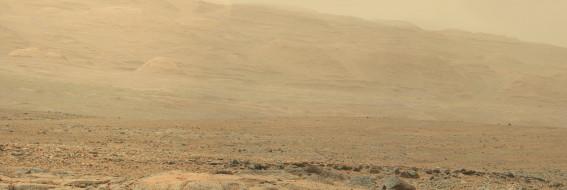 поверхность, планета, грунт, Марс, космос, Вселенная