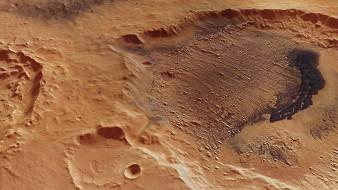 Марс обои для рабочего стола 2276x1280 марс, космос, вселенная, планета, грунт, поверхность